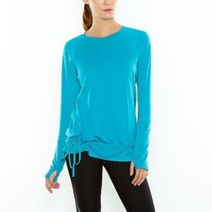 Lucy 'Jog for Joy' Long Sleeve Top Small